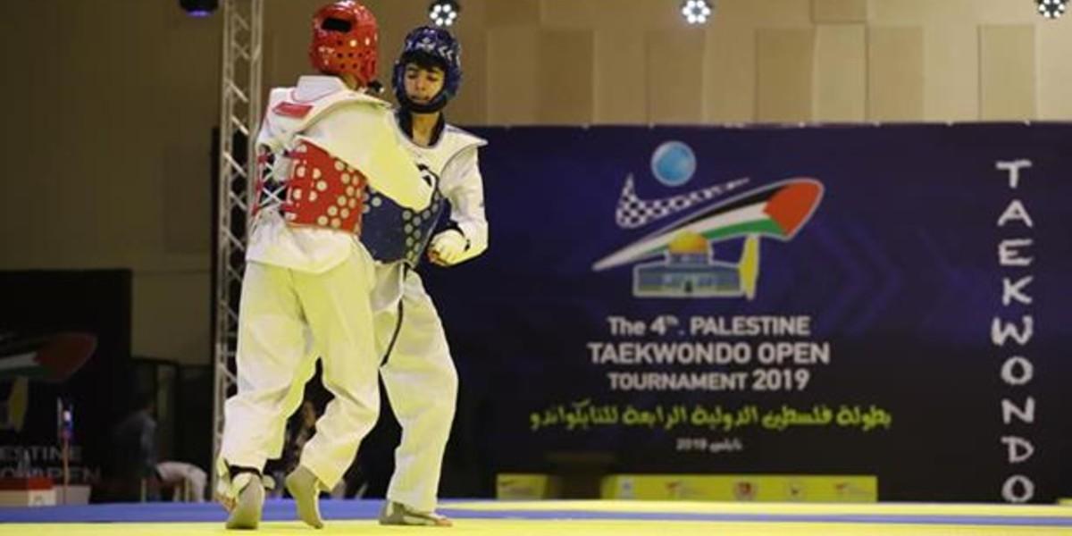 صورة المنتخب الوطني يحرز المرتبة الثالثة في بطولة فلسطين الدولية للتايكواندو
