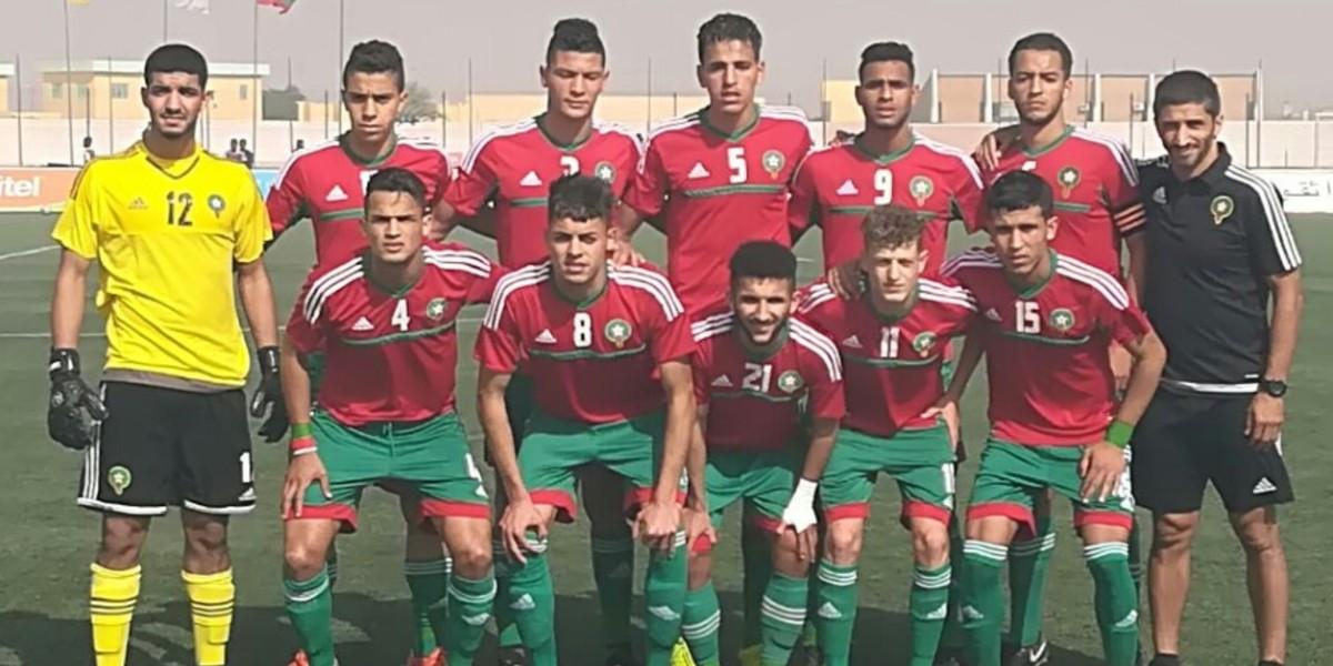 صورة المنتخب الوطني لأقل من 20 سنة يشارك في بطولة شمال إفريقيا