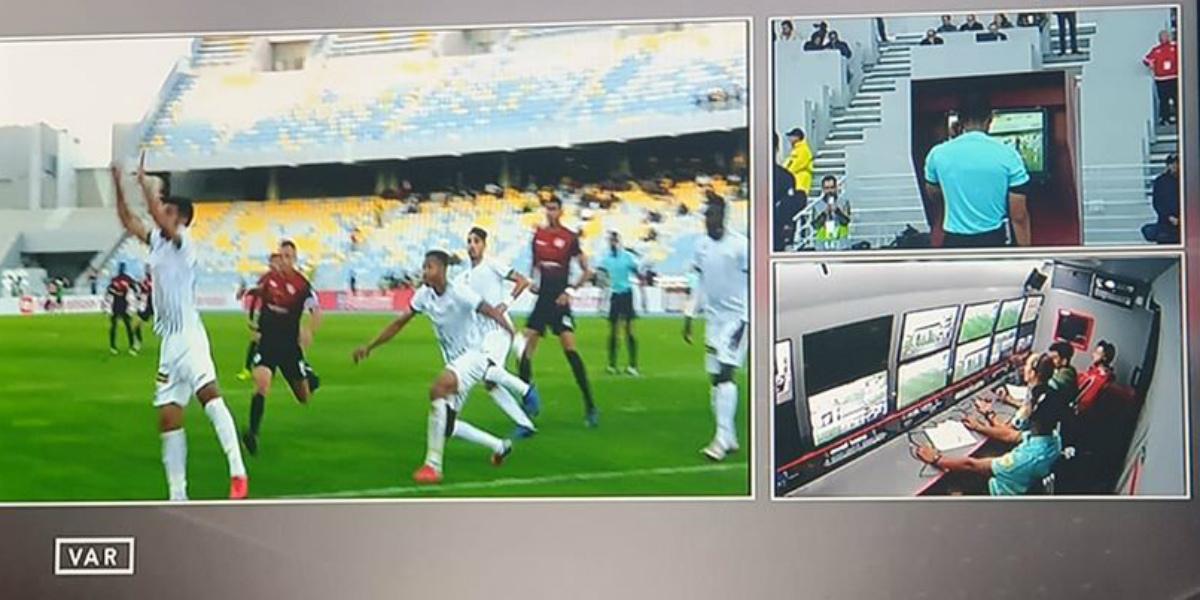 صورة الدفاع الجديدي يصدر بيانا استنكاريا عن التحكيم في مباراته أمام الاتحاد البيضاوي