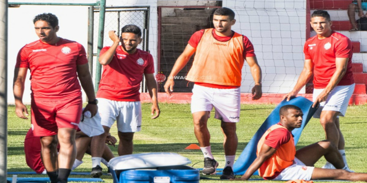 صورة لاعب ودادي يرفض الإمتثال لقرار الإدارة ويطالب بمغادرة الفريق