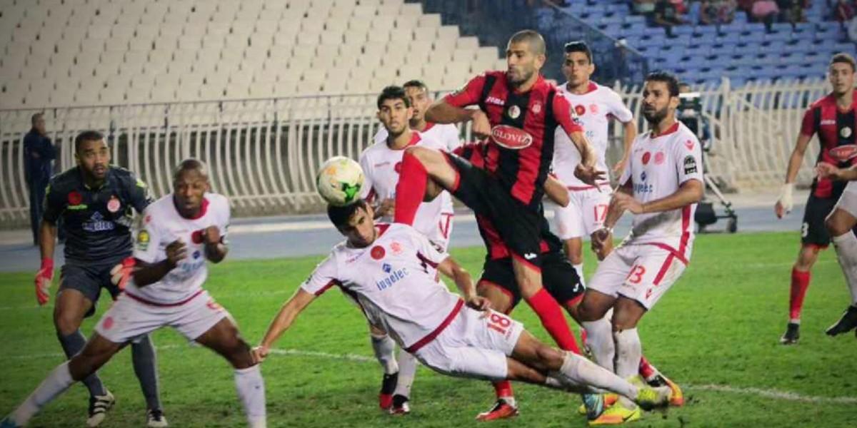 صورة هذه غيابات الوداد في مباراة اتحاد العاصمة الجزائري