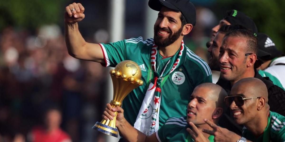 صورة الكرة العربية تحتكر ألقاب آسيا وإفريقيا في 2019