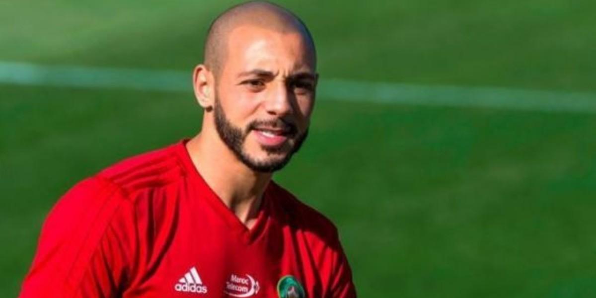 صورة أمرابط يتحدث عن كان مصر 2019 وأهدافه المستقبلية مع الأسود