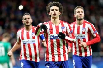 أتليتيكو مدريد يتلقى ضربة قوية بإصابة نجمه