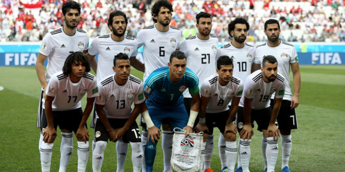 """صورة """"الفيفا"""" تحتفي بأسطورة المنتخب المصري"""