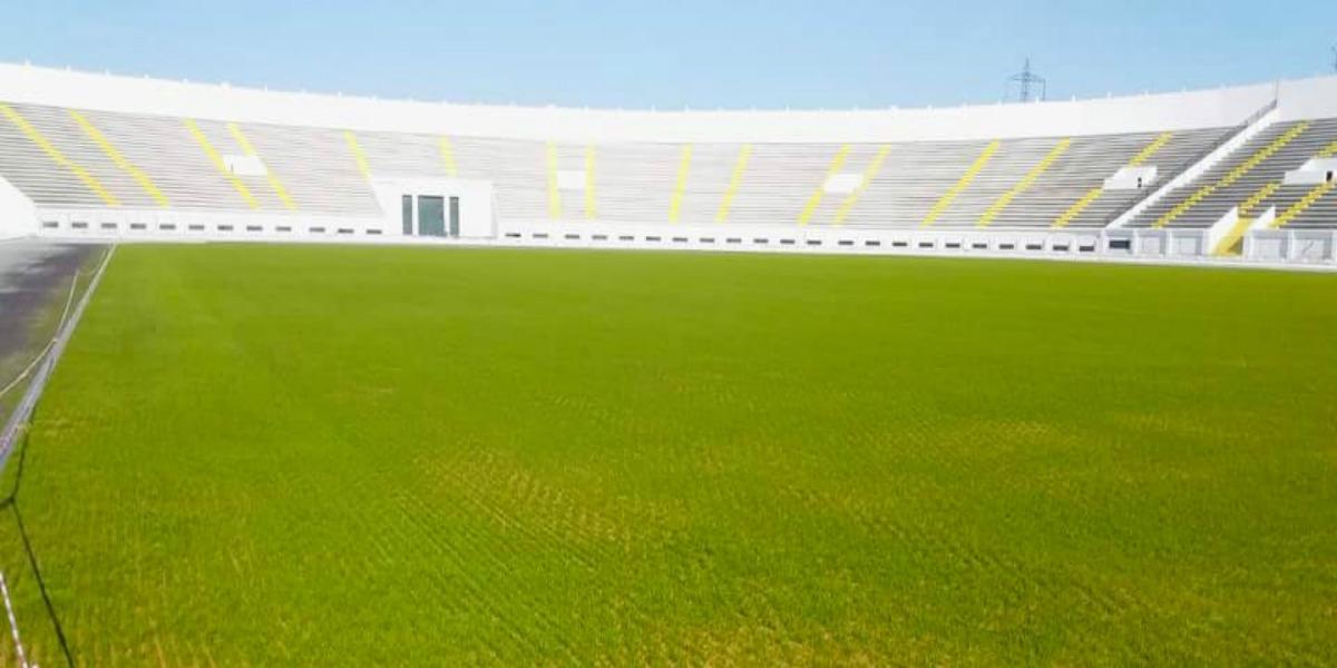 """صورة ملعب """"العربي الزاولي"""" في حلة جديدة- فيديو"""