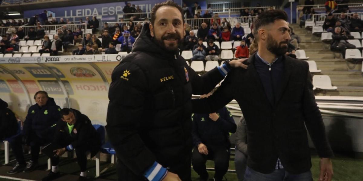 """صورة قبل ديربي""""كاتالونيا""""… إسبانيول يقيل مدربه ماشين"""