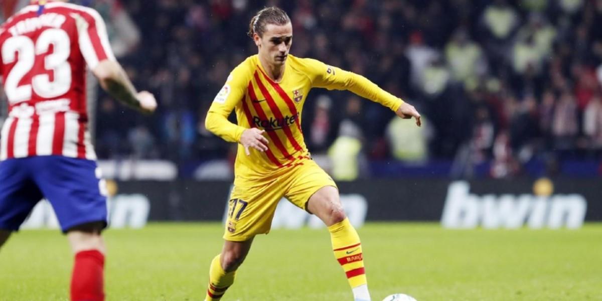 صورة جماهير أتلتيكو مدريد مهددة بالإيقاف بسبب غريزمان