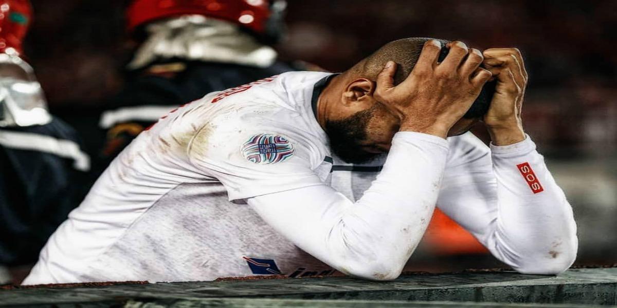صورة جماهير الوداد تصعد في وجه جامعة الكرة بسبب الحداد