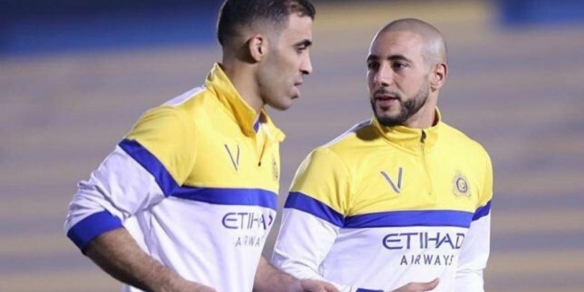 صورة حمد الله وأمرابط يقودان النصر للتأهل في كأس خادم الحرمين