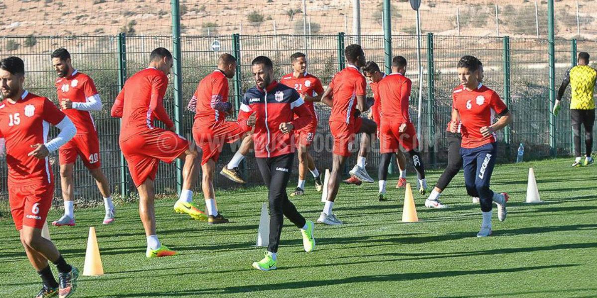 Photo of لاعبو حسنية أكادير يستأنفون تحضيراتهم تمهيدا لعودة البطولة