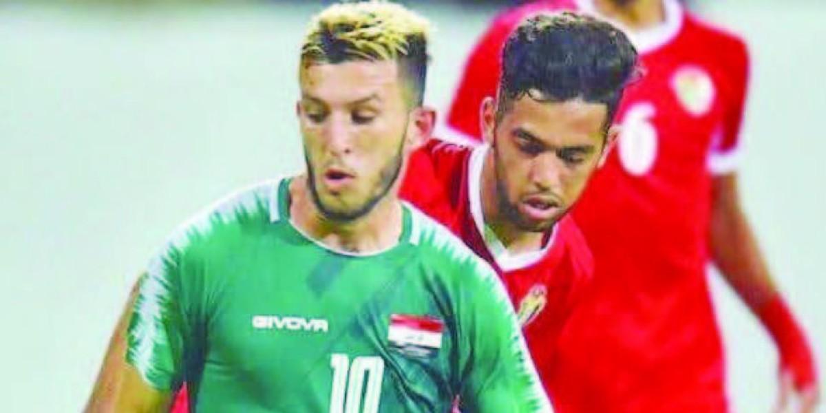 صورة الوداد يستهدف التعاقد مع لاعب عراقي