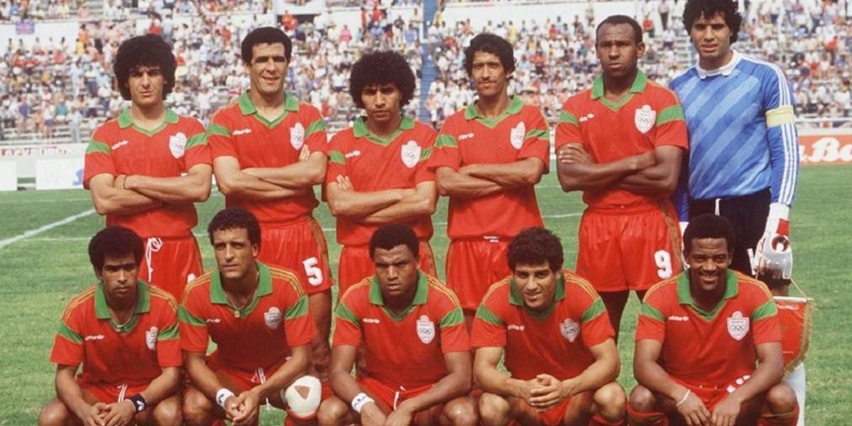 """صورة """"الفيفا"""" يحتفي بلاعب المنتخب المغربي السابق"""