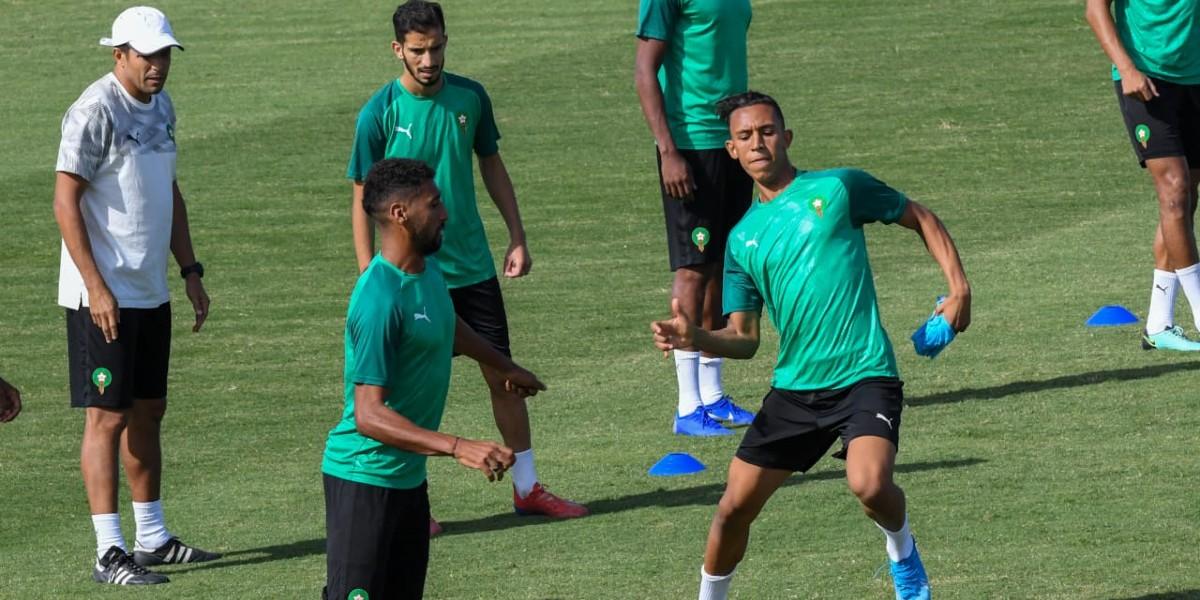 """صورة عموتة يستدعي 24 لاعبا للدخول في معسكر تدريبي استعدادا للـ""""شان"""" المقبل"""