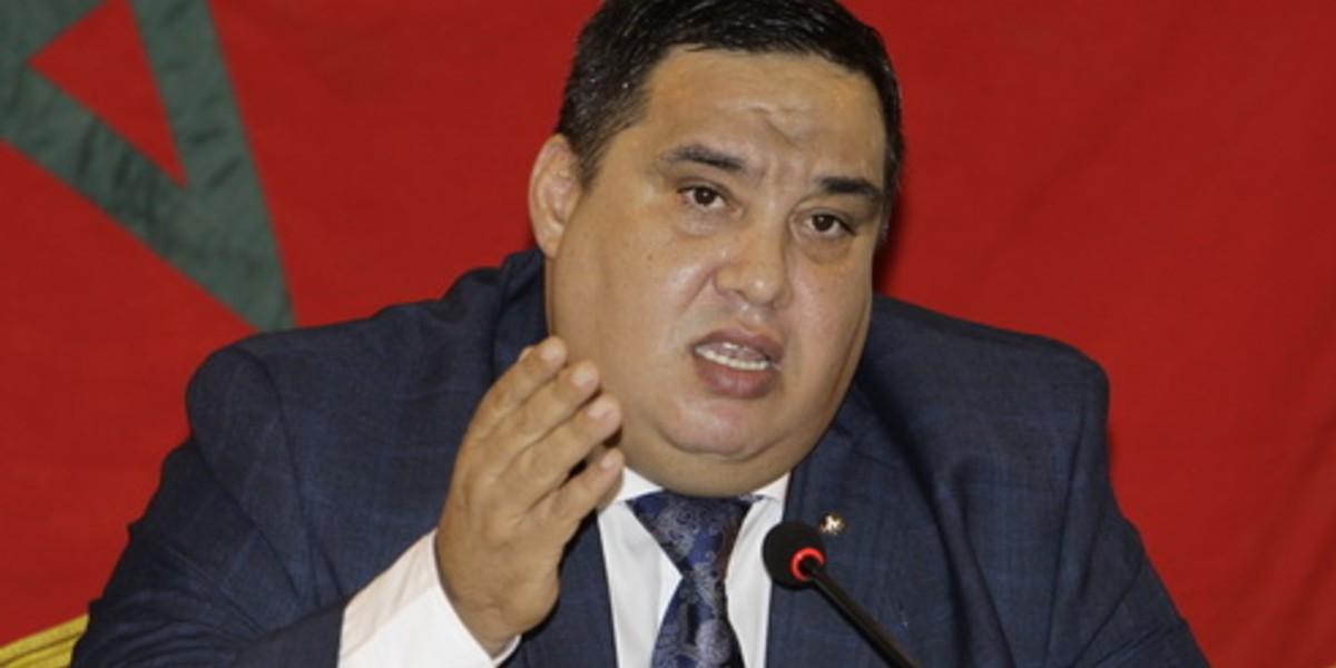صورة انتخاب مسكوت عضوا في المكتب التنفيذي لاتحاد الكونفدراليات الإفريقي