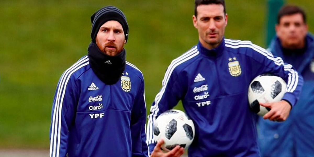 صورة هل يصل ميسي لرقم بيليه وينجح في فك عقدته الدولية مع الأرجنتين؟