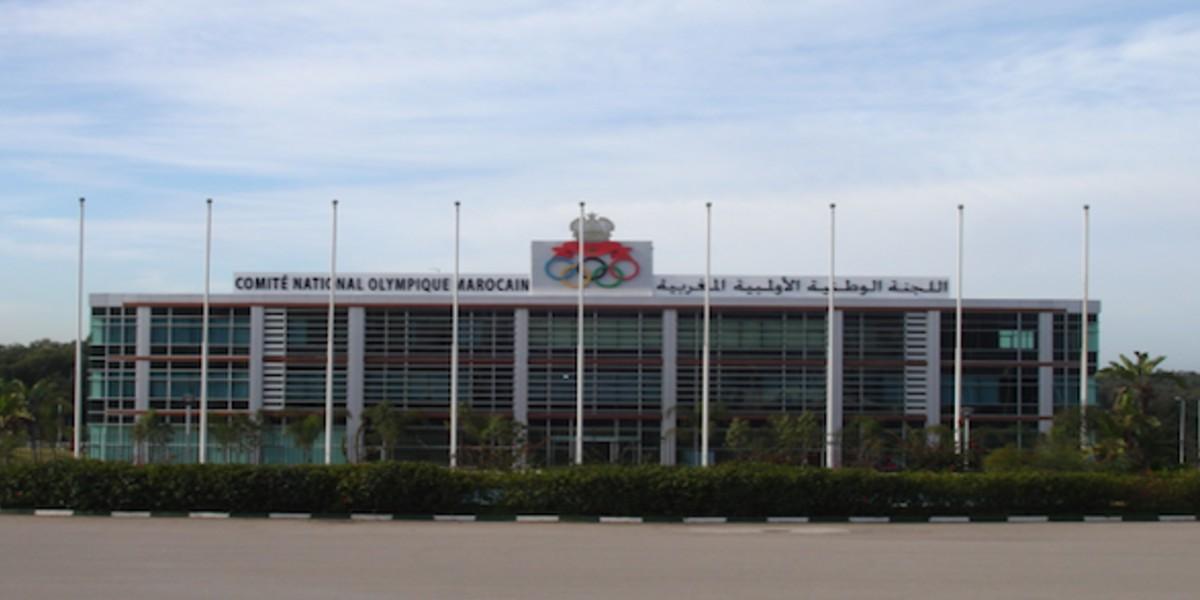 """صورة حضور جهة وهمية في الجمع العام للجنة الوطنية الأولمبية المغربية """"غير قانوني"""""""