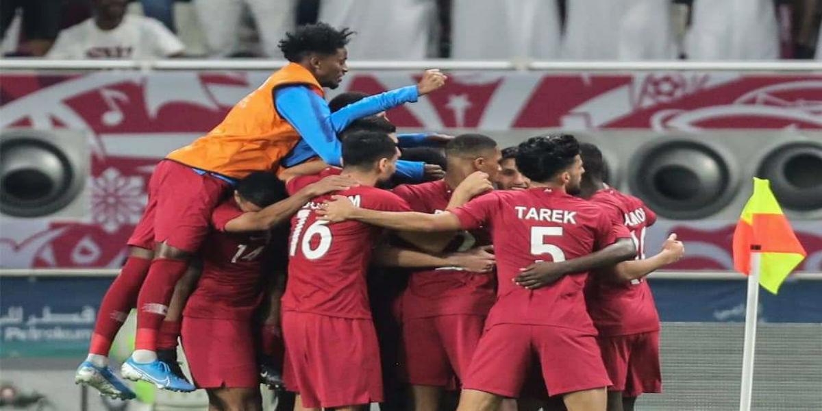 صورة المنتخب القطري ينتصر على نظيره الإماراتي ويعبر إلى دور نصف نهائي كأس الخليج