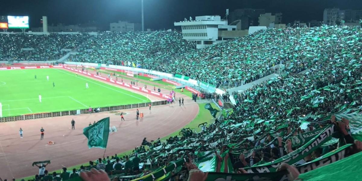 صورة إدارة الرجاء تقرر بخصوص تذاكر مباراة حسنية أكادير