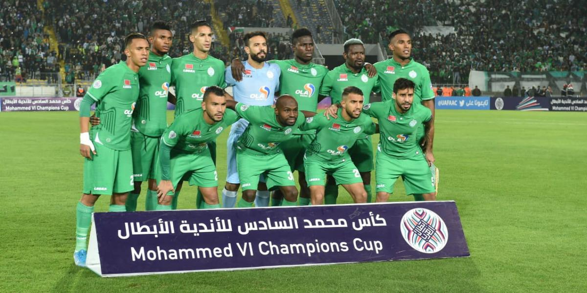 صورة الرجاء يتعرف على خصمه في البطولة العربية