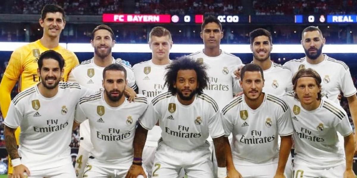 صورة نجم ريال مدريد يتوج بجائزة أحسن لاعب بلجيكي