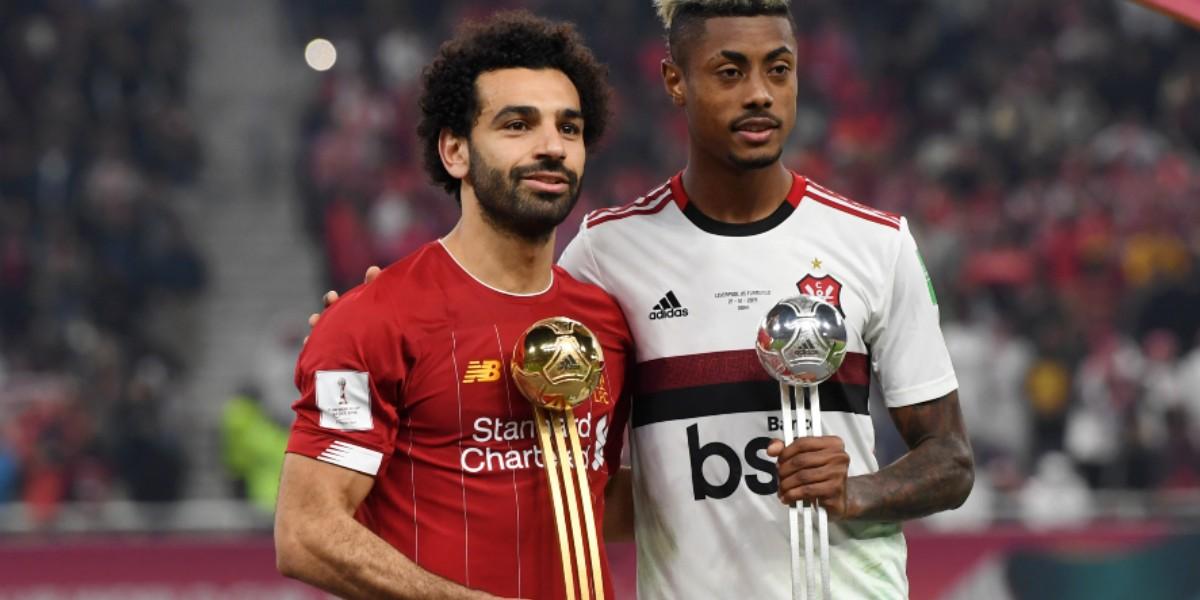 """صورة """"الفيفا"""" يكشف سبب منح صلاح جائزة الأفضل في مونديال الأندية"""