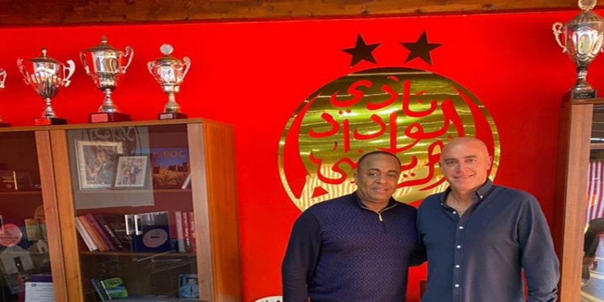 صورة الوداد يحدد موعد تقديم غاموندي ومشروعه الرياضي الجديد