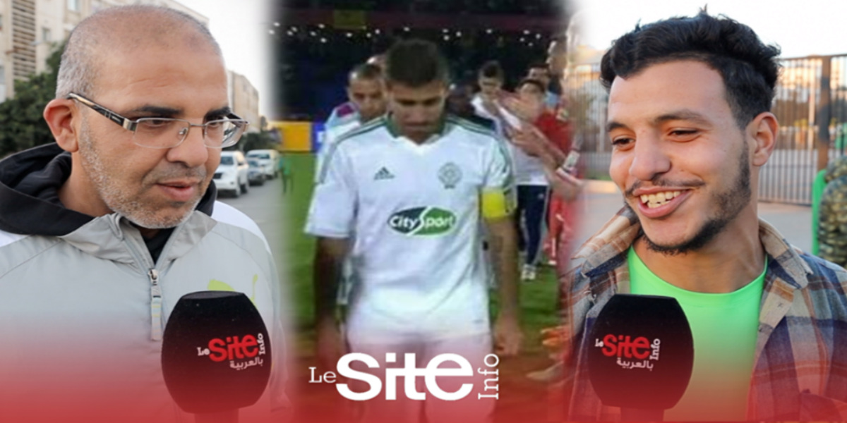 """صورة جماهير الرجاء: """"حنا أول فريق شارك فالموندياليتو وخرجنا 40 مليون مغربي فـ2013"""""""