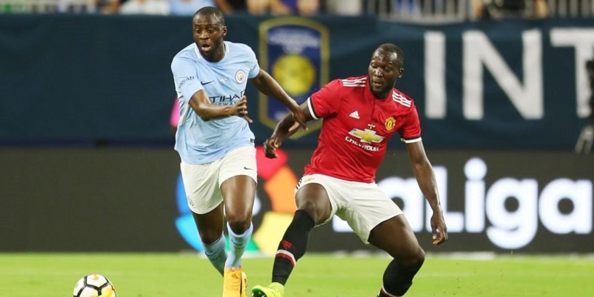 صورة توريه يبدي قلقه إزاء العنصرية في كرة القدم