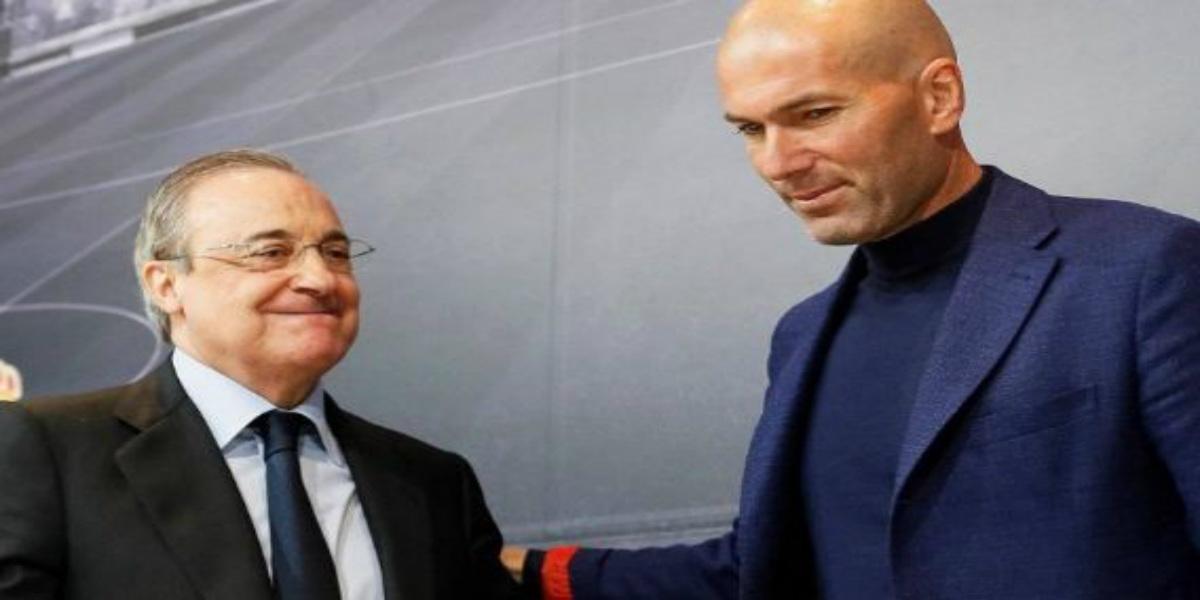 صورة ريال مدرد يتخذ قراره بشأن الانتقالات الشتوية المقبلة