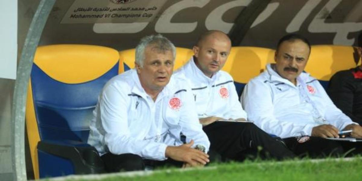 Photo of الوداد يتعاقد مع مدرب جديد