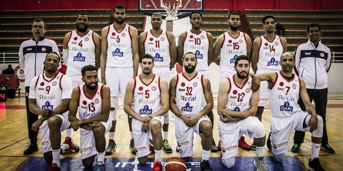 صورة جمعية سلا يمثل السلة المغربية في النسخة الأولى من دوري الأبطال