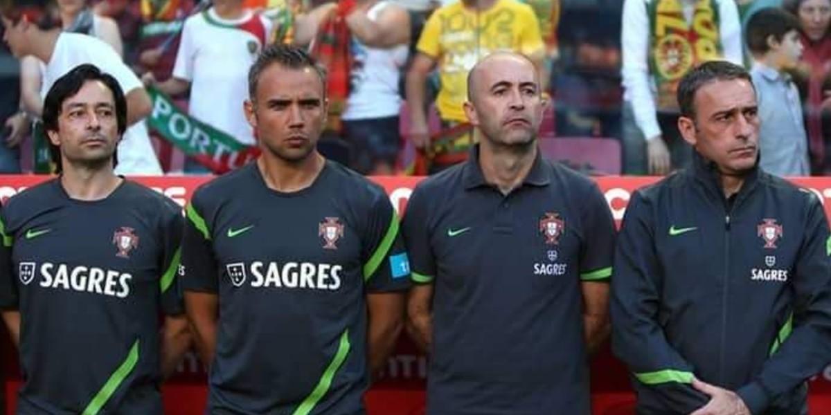 صورة خاص.. أوشن يمنح الثقة لمدرب برتغالي لتدريب منتخب الشباب