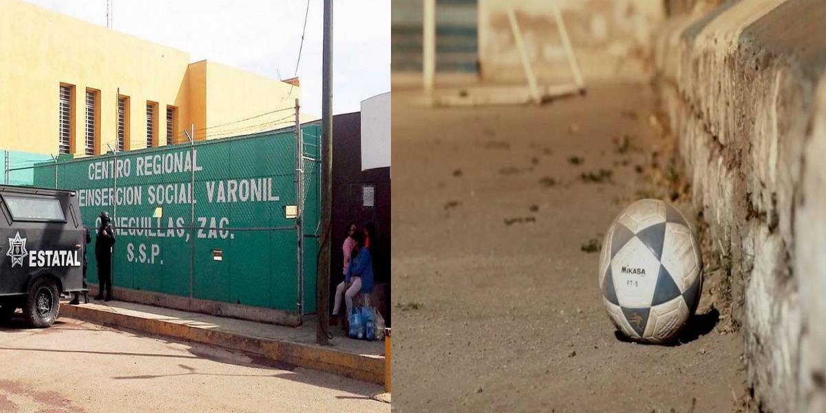 صورة مباراة كرة قدم بين سجناء تتحول لمعركة دامية أسقطت 16 قتيلا  -فيديو