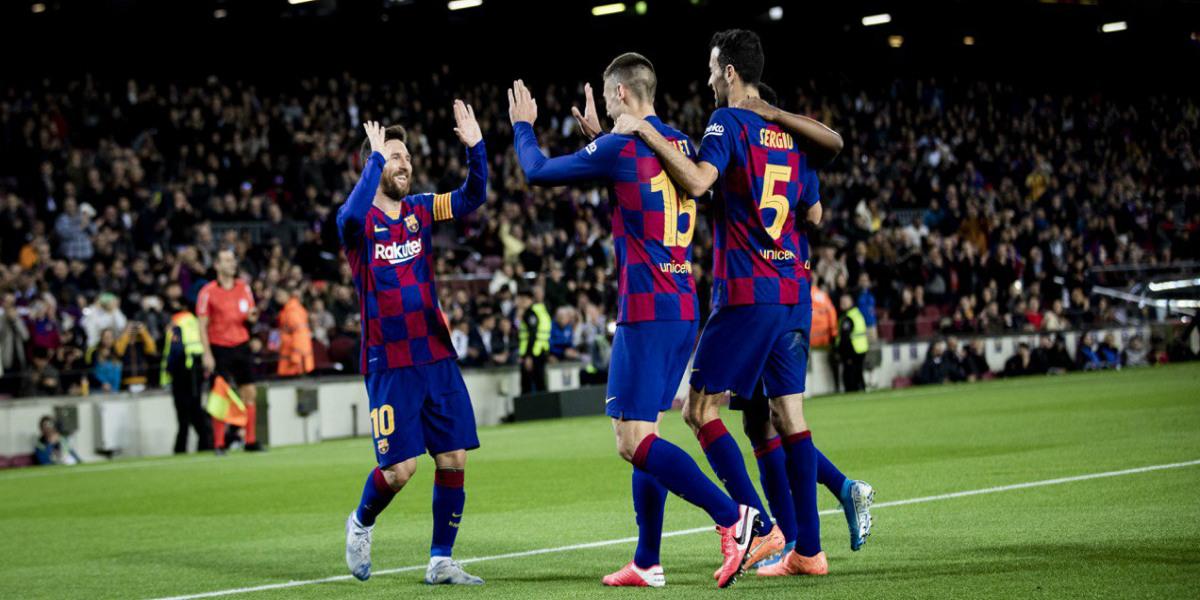 صورة برشلونة يقسو على ليغانيس بخماسية ويعبر إلى الدور القادم من كأس ملك إسبانيا