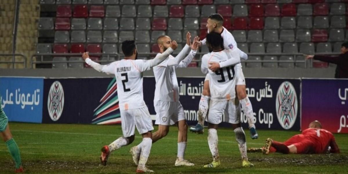 صورة الشباب السعودي أول المتأهلين لنصف نهائي كأس محمد السادس