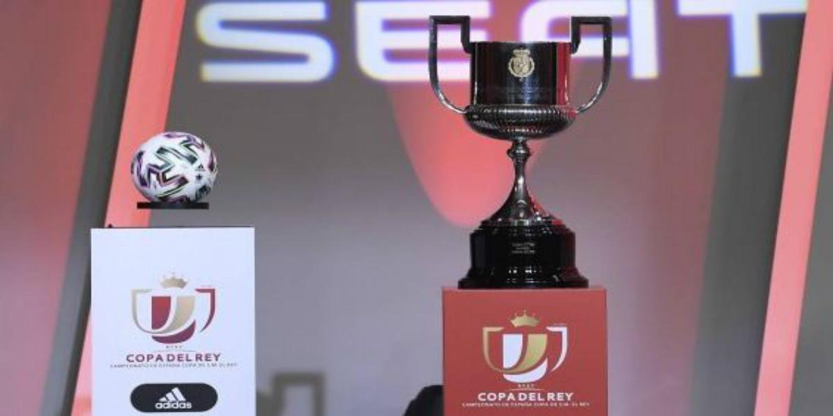 صورة قرعة سهلة لبرشلونة في دور الـ16 من كأس ملك إسبانيا.. وقمة الدور بين إشبيلية وفالنسيا