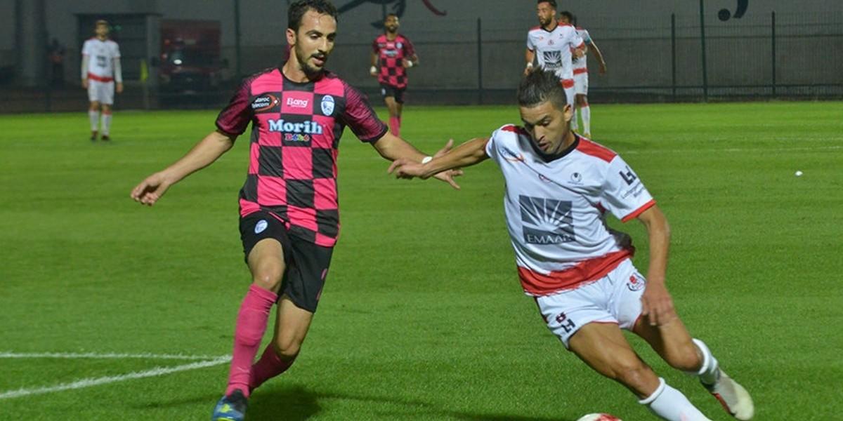 Photo of التعادل السلبي يحسم مباراة سريع وادي زم والفتح الرباطي