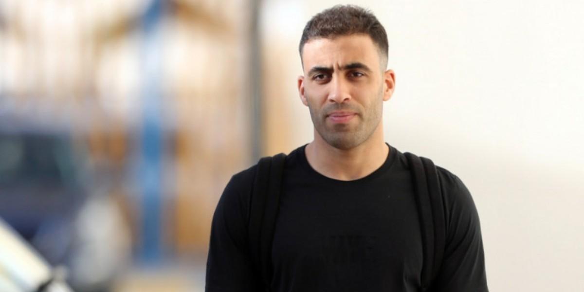 صورة حمد الله يدعم فريقه الأم ويعتذر لعدم زيارة البعثة
