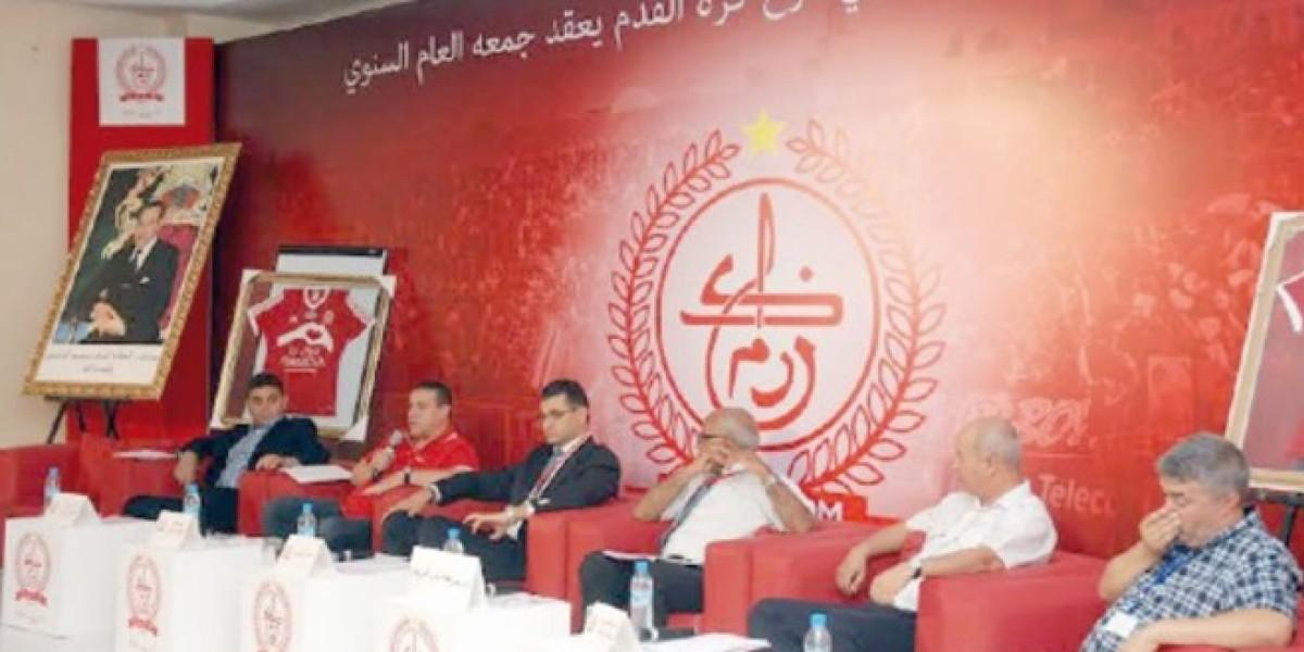 Photo of الكوكب المراكشي يفتح باب الترشيحات لتولي رئاسة الفريق