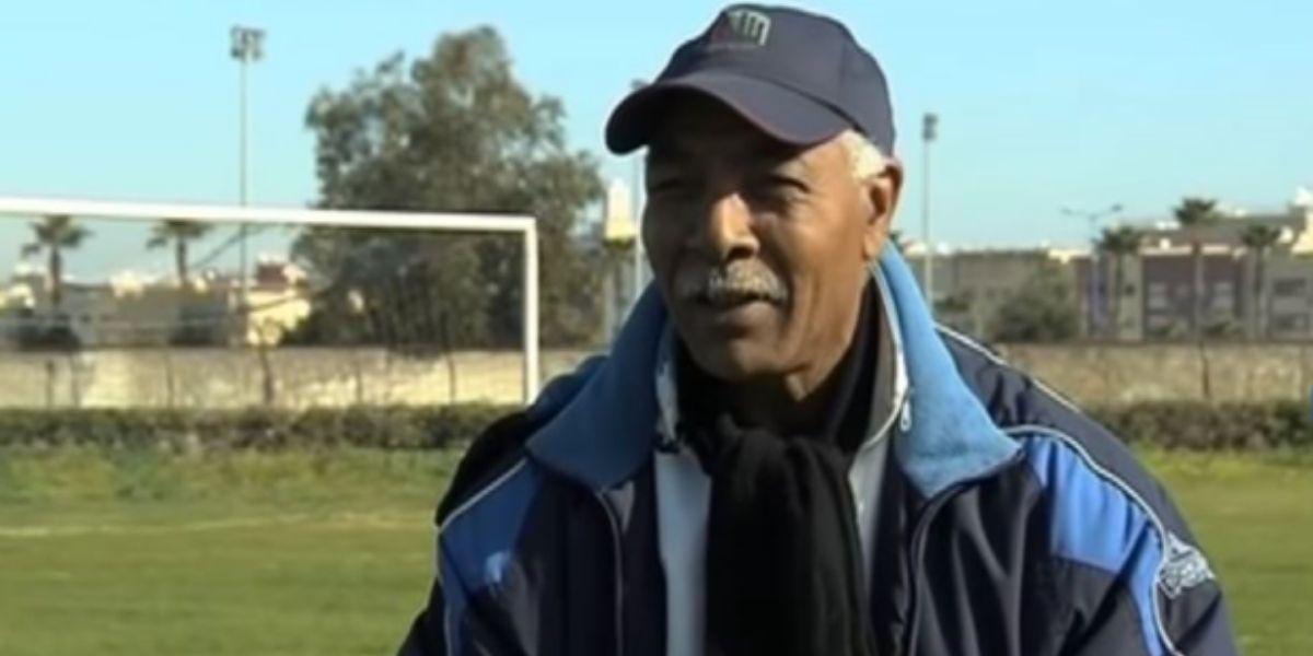 صورة وفاة لاعب المنتخب المغربي السابق