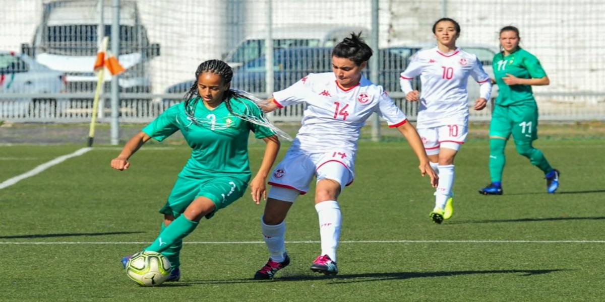 صورة المنتخب النسوي للكرة النسائية ينتصر على نظيره التونسي