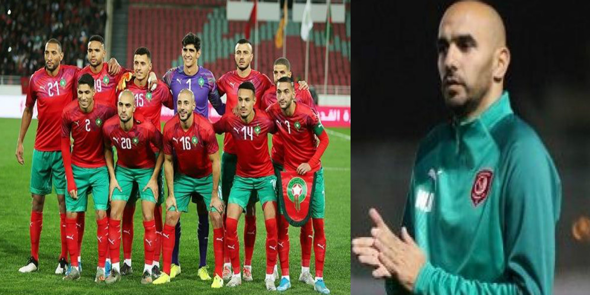 صورة الركراكي يوضح موقفه من تدريب المنتخب الوطني