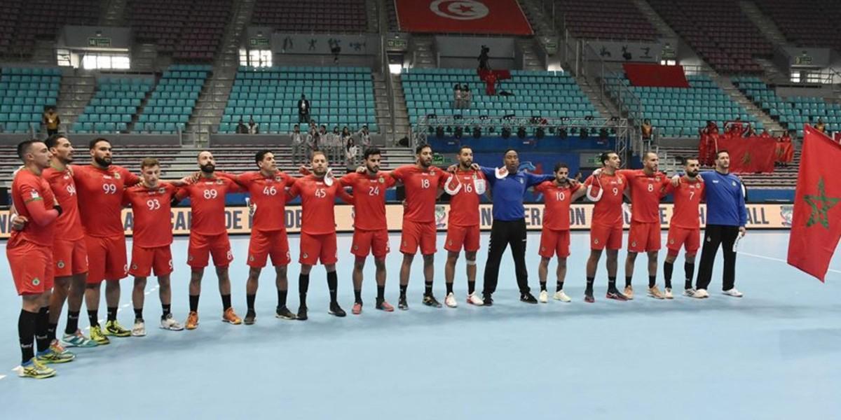 صورة المنتخب الوطني لكرة اليد يعسكر بإفران استعدادا لمونديال اليد