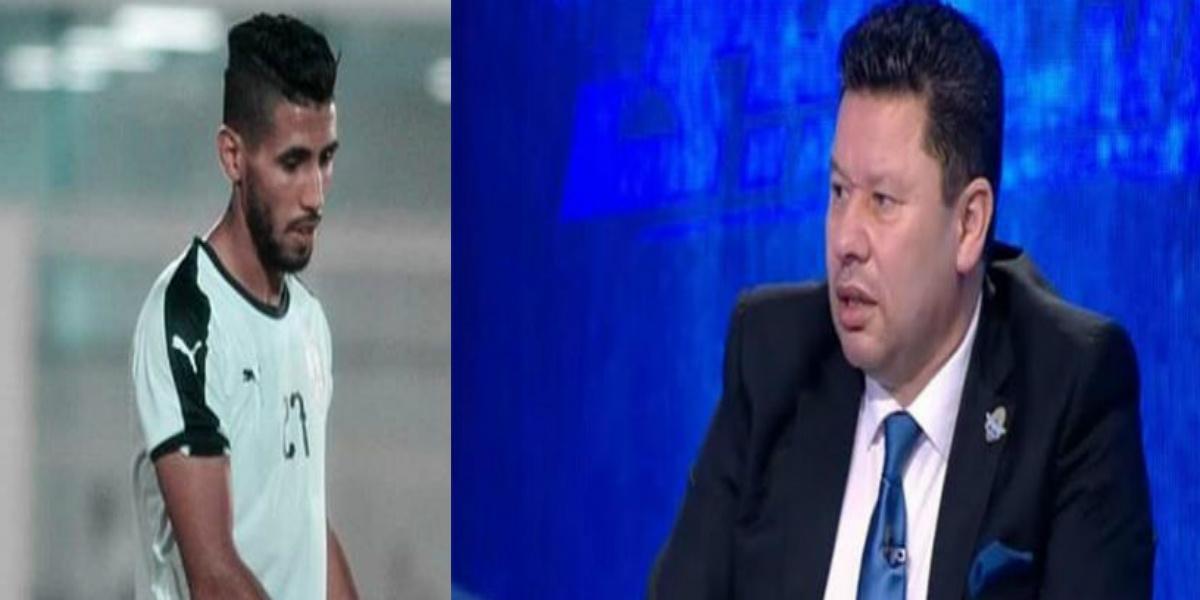 """صورة فيديو.. رضا عبد العال منتقدا أوناجم: """"لا يستحق اللعب في دوري الدرجة الثانية"""""""