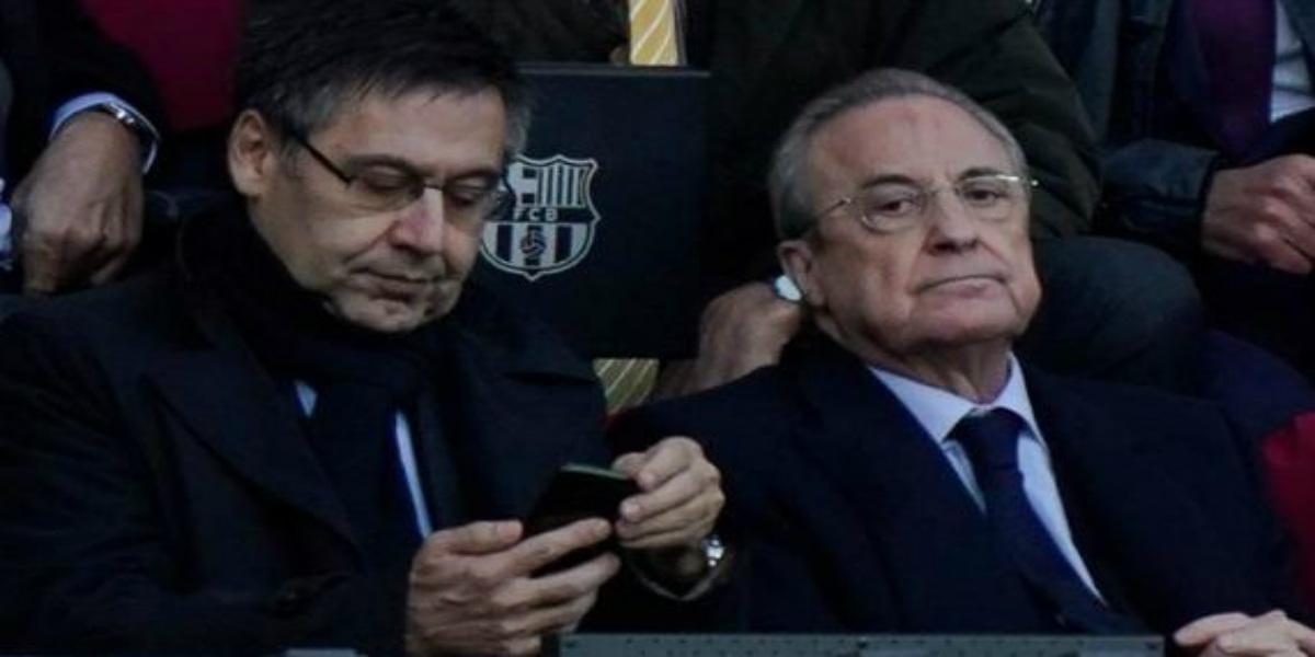 صورة ريال مدريد يُنافس برشلونة على إحدى الصفقات الكبيرة