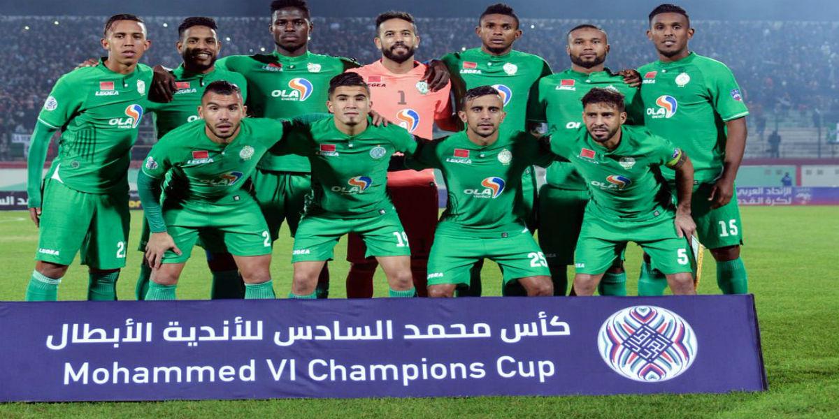 """صورة الرجاء يعود لمراكش بذكريات """"الموندياليتو"""" والعين على نهائي كأس محمد السادس"""