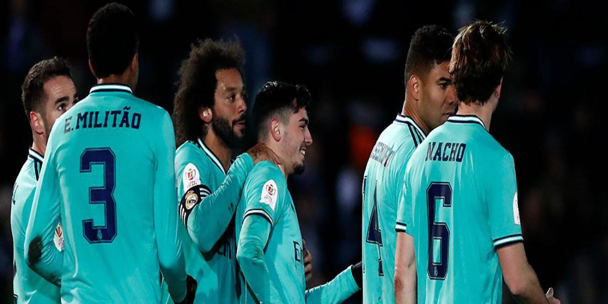 صورة ريال مدريد يعير لاعبه إلى غرناطة