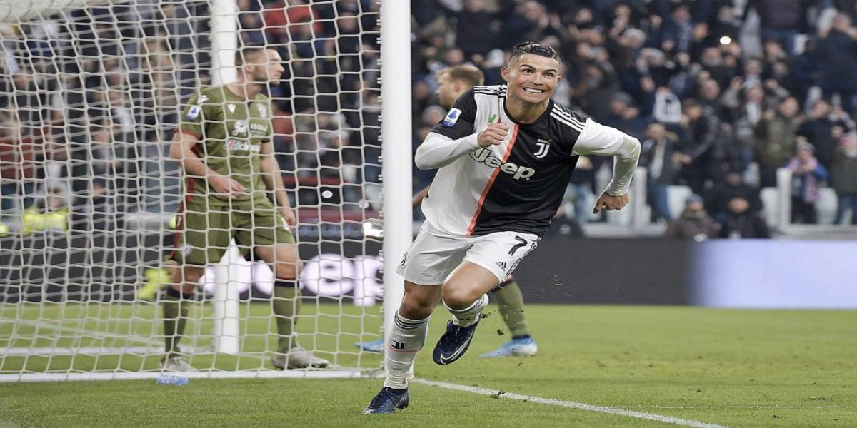صورة رونالدو يحقق إنجازا غير مسبوق في الدوريات الكبرى