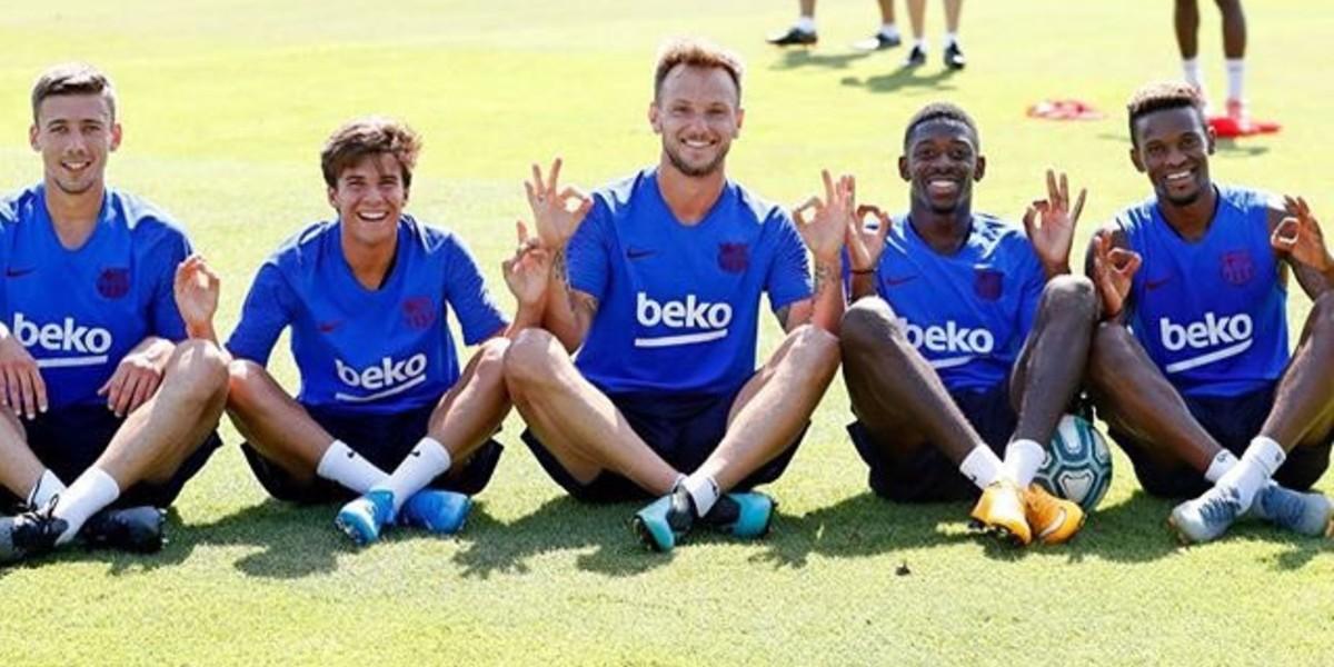 صورة مانشستر يونايتد يسعى للتعاقد مع نجم برشلونة